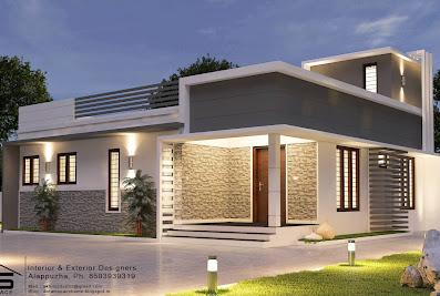 DREAM SPACE Interior & Exterior Designing / Construction Works / Freelancing in 3D visualizationAlappuzha