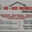 He---Def Mobilya resmi