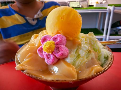 迦寶火龍果冰淇淋