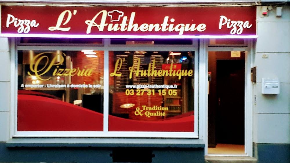 photo du resaurant Pizzeria L' Authentique de Bouchain