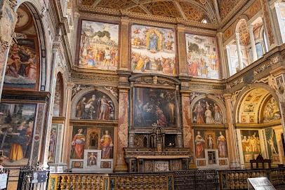 Iglesia de San Mauricio en el Monasterio Mayor