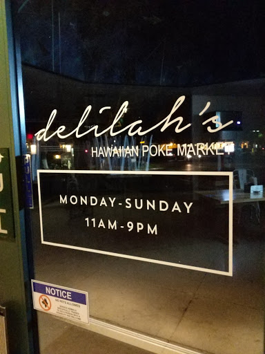 Delilah's By Make Fish
