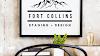 Fort Collins Staging + Design logo