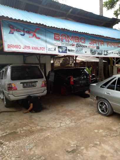 Bengkel Knalpot BAJAK ( Bambo Jaya Knalpot) - Jl. Sult Agung, Bandar Lampung