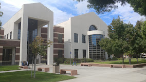 outside view of library