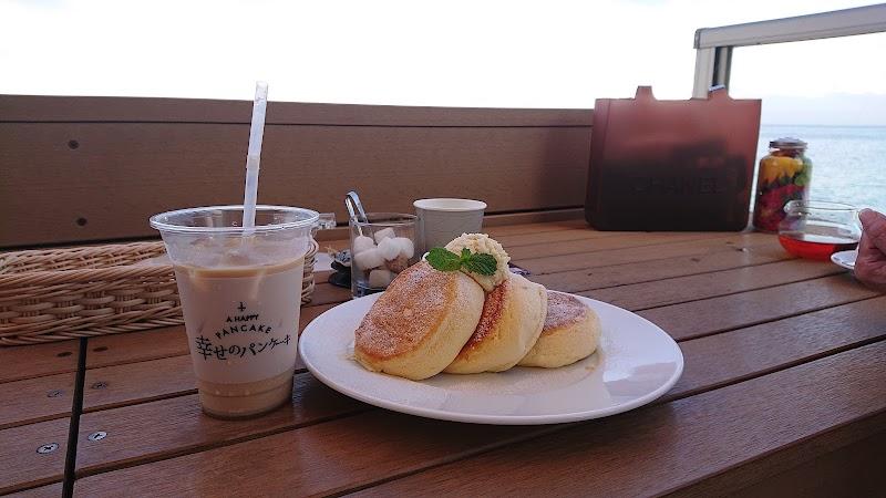 幸せ の パン ケーキ 淡路島 テラス