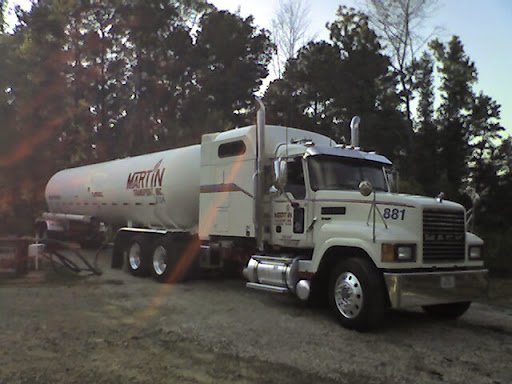 Trucking Company «Martin Transport», reviews and photos