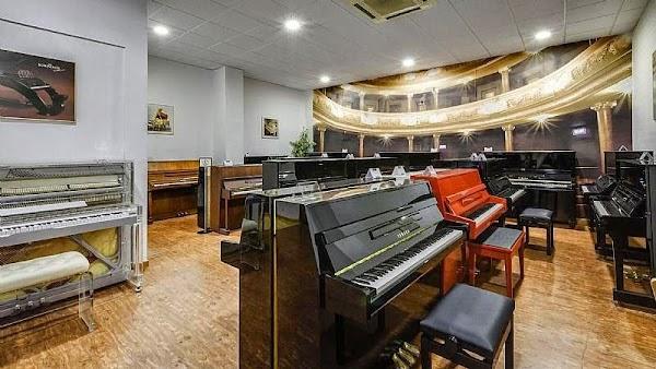 HINVES - Tu tienda de Pianos