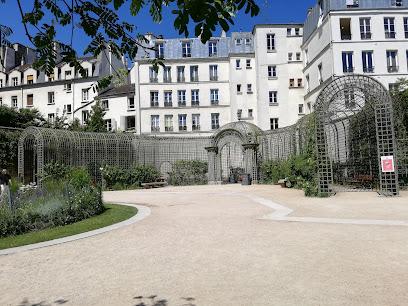Anne-Frank Garden