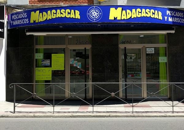 Pescados Y Mariscos Madagascar