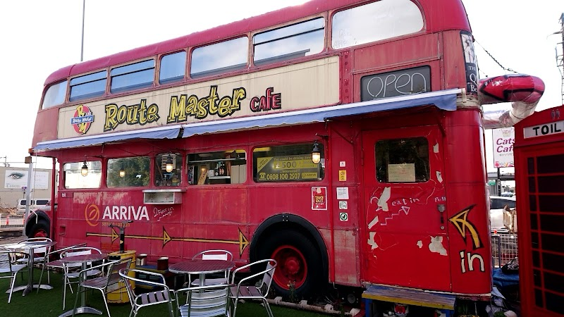 Route Master Cafe (ルートマスターカフェ)
