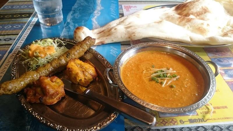 インドネパール料理ラージャつくば店