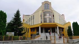 Biserica Baptistă Sfânta Treime