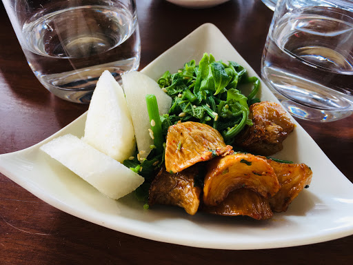 菩提蘭若蔬食