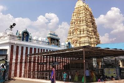 Sri Nettikanti Anjaneya Swamy Vari Temple KasapuramGuntakal