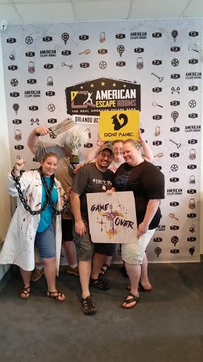 Tourist Attraction «American Escape Rooms Orlando UCF», reviews and photos, 12074 Collegiate Way, Orlando, FL 32817, USA