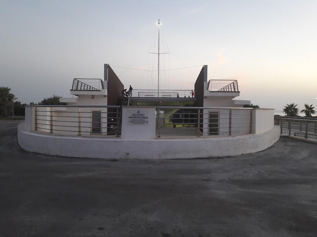 Monumento ai Mille (infopoint)
