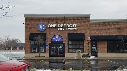 One Detroit Credit Union, 630 Howard St, Detroit, MI 48226, USA, Credit Union