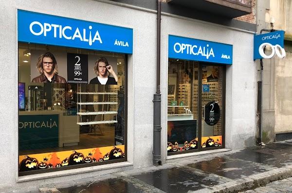 Opticalia Ávila