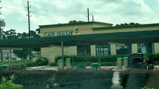 Car Wash «Quick Quack Car Wash - Spring Cypress», reviews and photos, 11921 Spring Cypress Rd, Tomball, TX 77377, USA