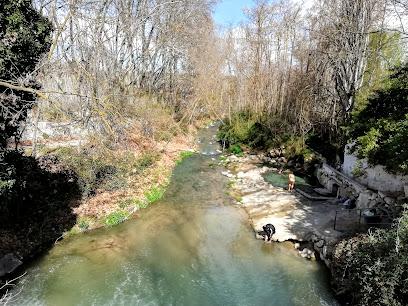 Baño Aguas Termales