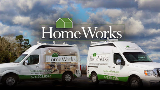 HomeWorks Construction and Remodeling, 1511 N Pulaski St, South Bend, IN 46613, Construction Company