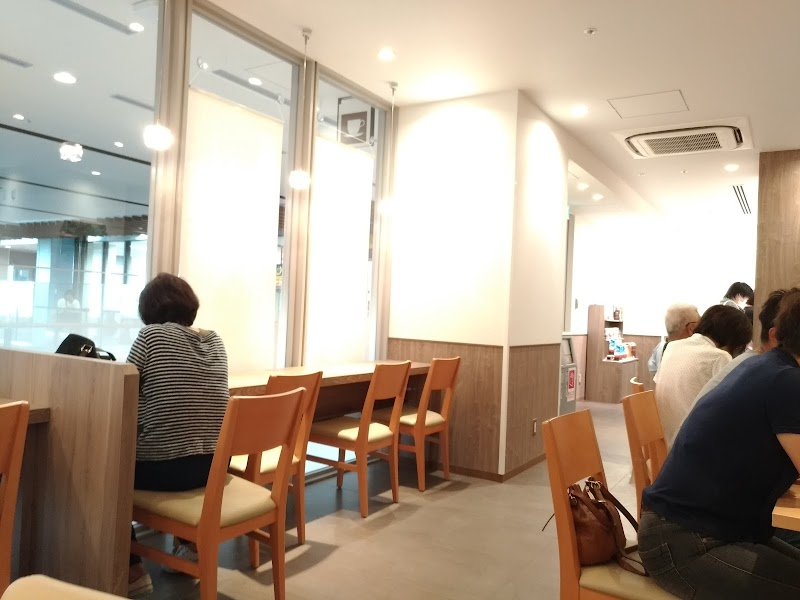 ドトールコーヒーショップ 前橋赤十字病院店