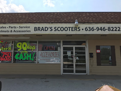 Motor scooter dealer Brad's Scooters