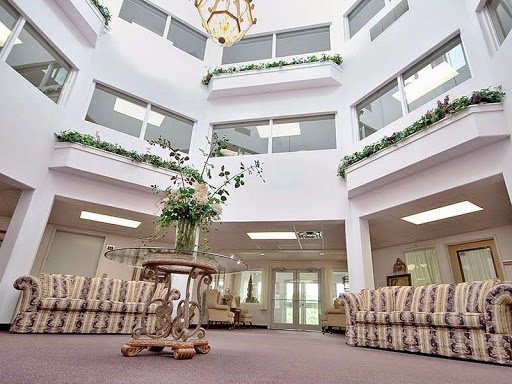 Retirement Home Ste. Anne's Court in Fredericton (NB) | LiveWay