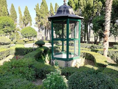 Romanticos de la Real Fabrica de Paños .Brihuega Garden