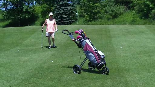 Golf Course «Auburn Bluffs Golf Course», reviews and photos, N2019 N River Rd, Campbellsport, WI 53010, USA