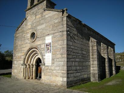 Igrexa de San Xoán de Vilar de Santos