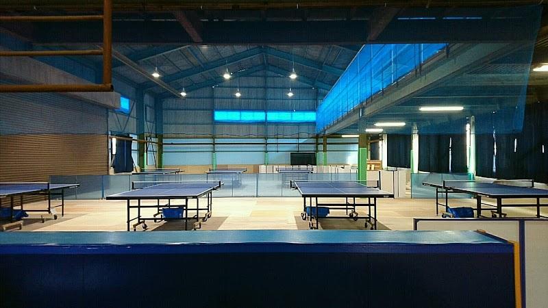 T3 ティースリー卓球場