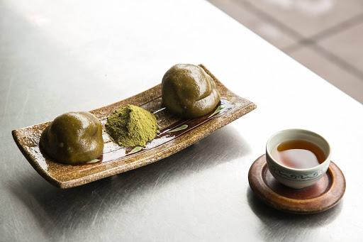 德志茶園茶粿
