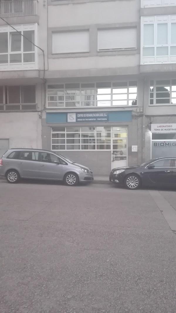 Centro de Rehabilitación Lugo