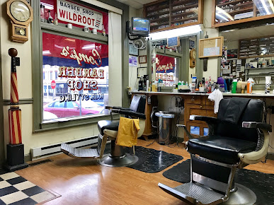 Comp's Barber Shop