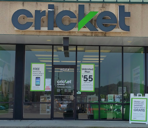 Cell Phone Store «Cricket Wireless Authorized Retailer», reviews and photos, 2343 2nd Ave E Ste F, Oneonta, AL 35121, USA