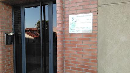 imagen de masajista Osteopatia dinámica Pablo González