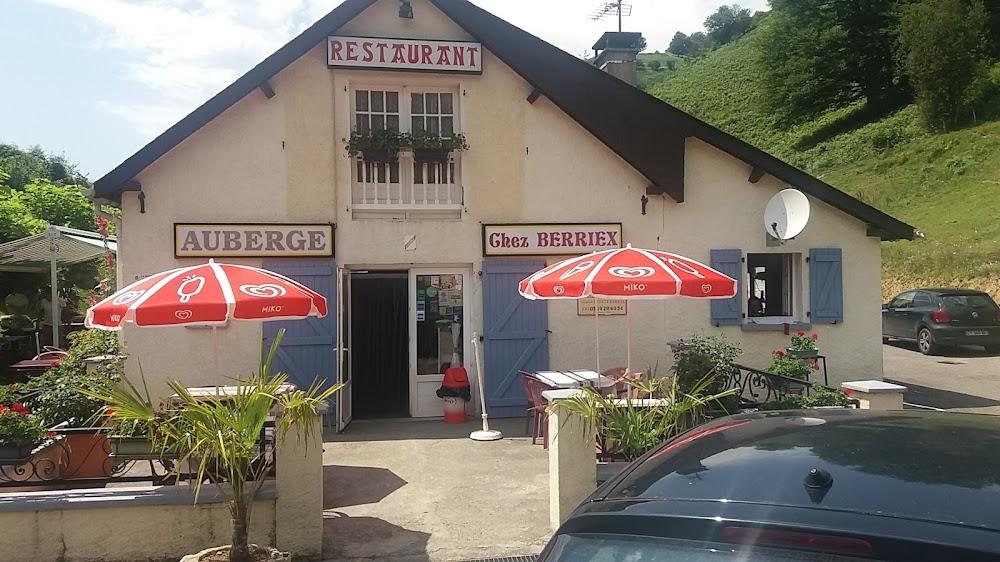 photo du resaurant Auberge Berriex