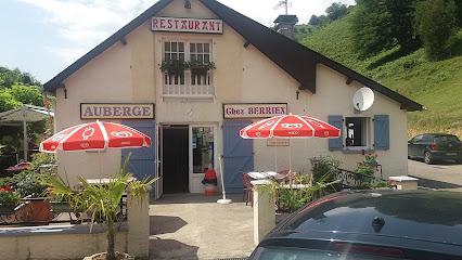 photo du restaurant Auberge Berriex