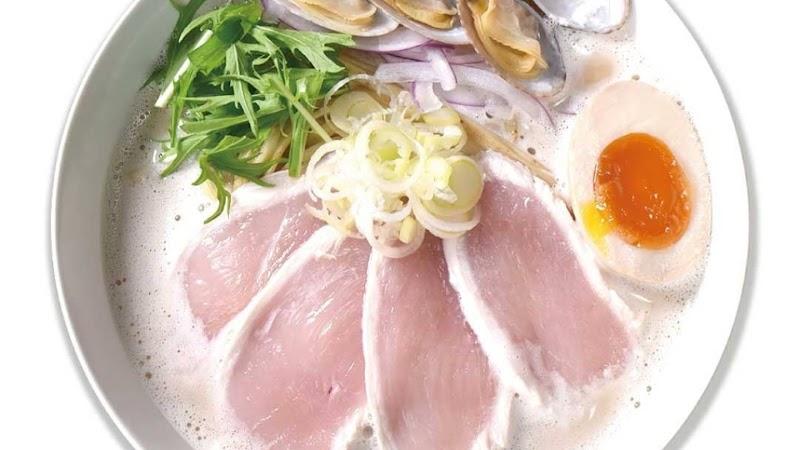 鶏白湯ラーメンMUTSUKI