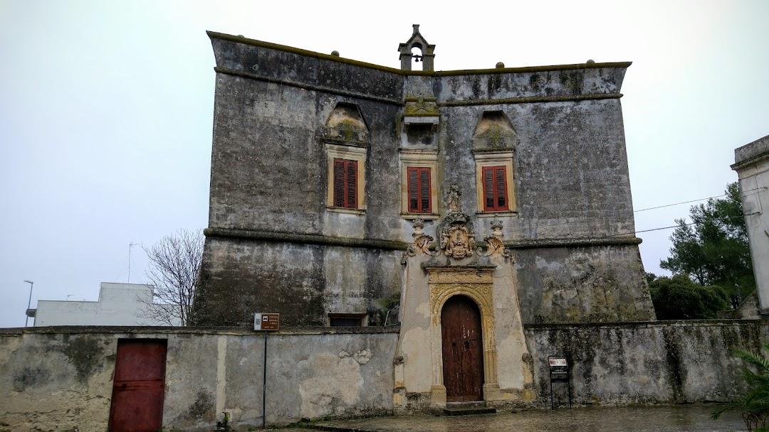 Palazzo baronale DAmely
