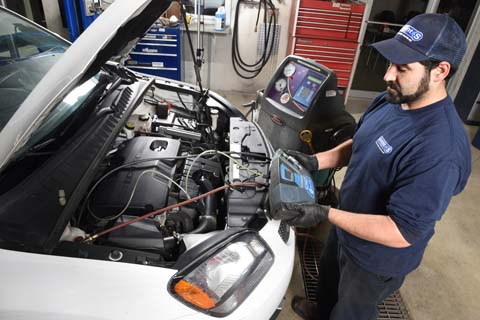 Atelier de réparation automobile Garage Daniel Martin à Saint-Césaire (Quebec) | AutoDir