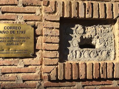 Buzón más antiguo de España (1793)