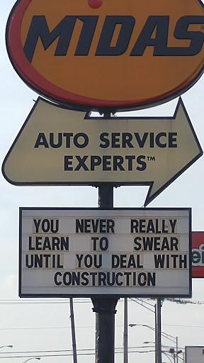 Car Repair and Maintenance «Midas», reviews and photos, 14224 S Cicero Ave, Crestwood, IL 60445, USA