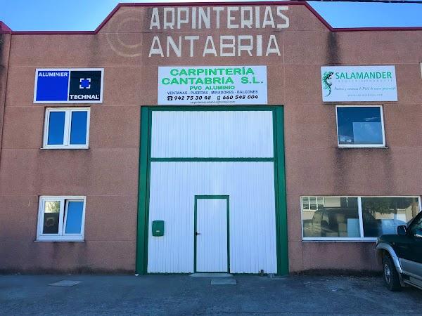 Carpintería Cantabria S.L.