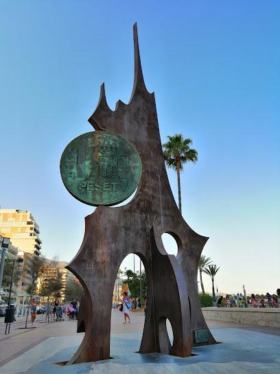Monumento a La Peseta