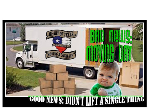 Moving and Storage Service «Heart of Texas Moving & Storage», reviews and photos