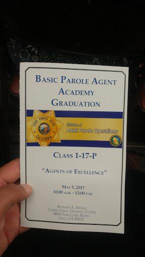 Non-Profit Organization «Corrections Academy», reviews and photos, 9850 Twin Cities Rd, Galt, CA 95632, USA