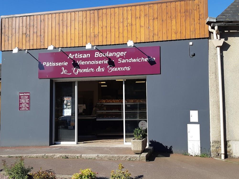 Boulangerie pâtisserie Le grenier des saveurs Quédillac